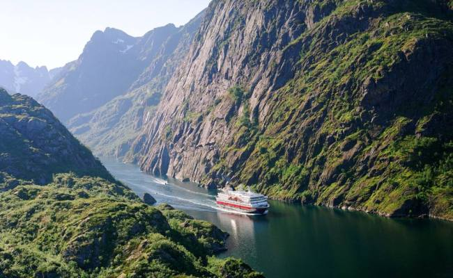 Hurtigruten Cruises Norwegian Coast Fjord Travel Norway