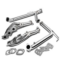 Toyota Tacoma/FJ Cruiser 4.0L V6 Stainless Steel Racing Header/Exhaust Manifold+Y-Pipe