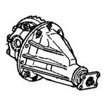Land Cruiser Axle & Drive Shaft