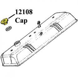 12108-60020, 12105-60020 Cap, Oil Filler, FJ40, FJ45, FJ55