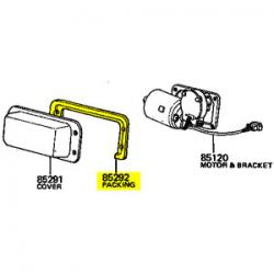 85292-90300 Gasket, Wiper Motor Cover FJ40, FJ45