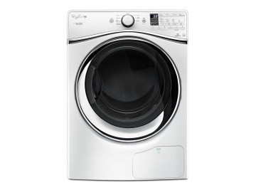 whirlpool heat pump dryer