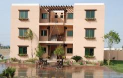 5 Marlas Appartments in Khayaban e Amin Housing Lahore (Elevatio) Model Pic