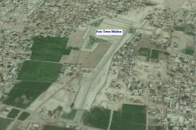 Satellite View of Faiz Town Multan