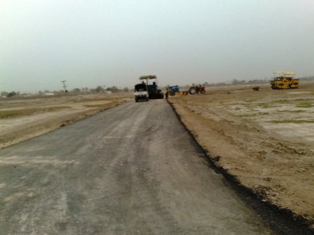 Carpeting of Road in Fatima Jinnah Town Phase 1 Multan (6)