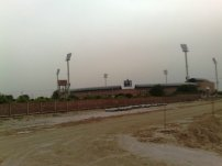 Multan Cricket Stadium view from Nayab City block c