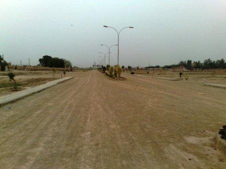Nayab City 50 feet road toward Budhla sant road