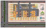 Al Wasay Towers Karachi (Ground Floor Plan)