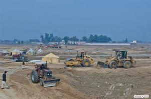 Bahria Nasheman Lahore as on January 2011