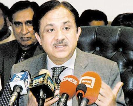 CDA Chairman Imtiaz Inayat Elahi in Press conference in Islamabad