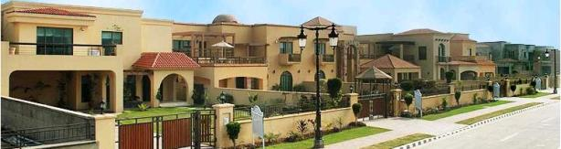 Lake City Villas Lahore - Model villas