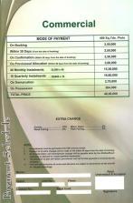 Saima Green Valley Karachi (Payment Schedule commercial plots 400 yards)