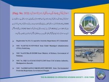 ICHS Town Islamabad - Introduction 2