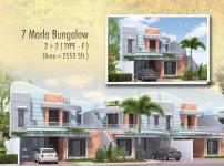 Ibrahim Livena - 7 Marla Bungalow Type F