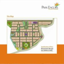 Park Enclave Islamabad Layout Plan - Master Plan