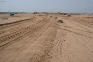 Bahria Enclave Islamabad development work -11