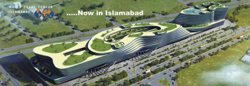 World Trade Center Islamabad - Panoramic View or Master Plan