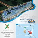 World Trade Cnter WTC Islamabad logo
