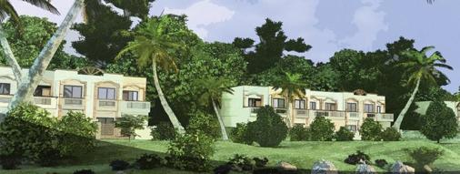 Cantt Villas Multan - Conceptual View