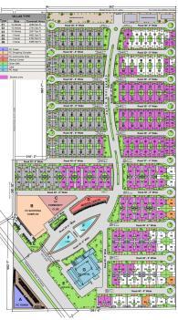 Pearl City Multan - Layout Plan