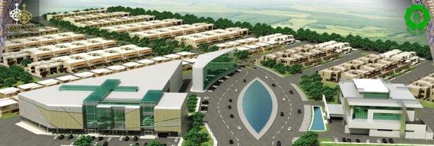 Pearl City Multan - Master Plan