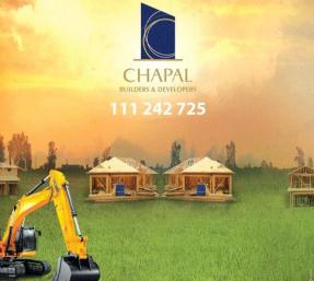 Chapal Uptown Housing Karachi - Chapal Builders and Developers