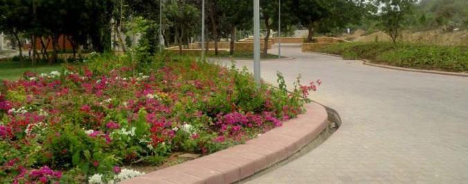 Naya Nazimabad Housing Karachi - Corridoors