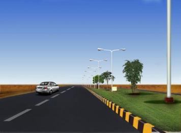 New Defense View Housing NDVHS DG Khan - Road View
