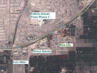 Fine City Multan Satellite Map
