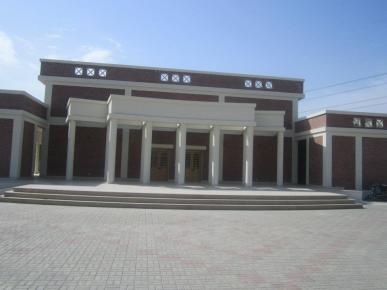 Community Center Labour Colony Lahore