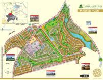 Bahria Greens Housing - Master Plan