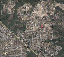 Paragon City Barki Road Lahore Satellite Map