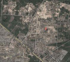 Paragon City Barki Road Lahore Satellite Map