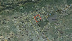 Sector G-7 Islamabad Location Map