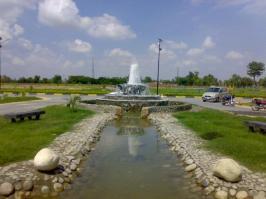 Canal View Faisalabad - Development Work view 8