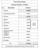 Cantt Avenue Multan - Payment Plan, 10 Marla Residential Plot