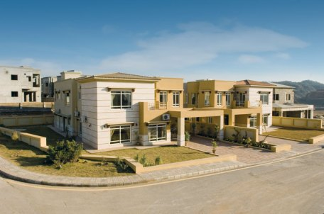 Bahria Garden City Image of a House