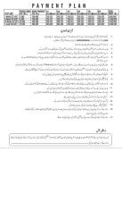 Bahria Garden City Islamabad - Application Form 3