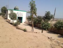 Fatima Jinnah Town Multan Block F - Mazar Taqi Shah on Canal 3