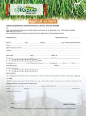 Murree Enclave Housing Scheme - Application Form