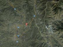 New Balakot City Location and Satellite Map