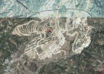 New Balakot City Satellite Map - Master Plan