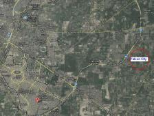 Flacon City Multan Satellite Map (On Southern By-Pass Near Royal Grace City and Sayyam Officers City Housing Schemes)