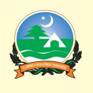 P&D Employees Housing Society Lahore Logo