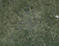 Kasur City Satellite Map
