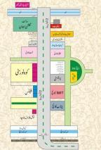 Location Map Gulshan e Subhan Housing Scheme Faisalabad