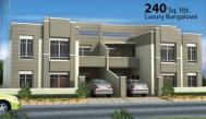 Saima Home Karachi - 240 sq yard double storey bungalow