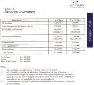 Harmain Royel Residency - 4 bed rooms price