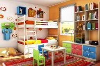 Room Interior Layout Plan
