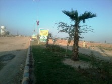 Lahore Motorway City Main Raod